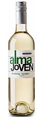Alma Jovem Chardonnay-Sauvignon Blanc