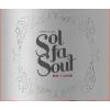 Espumante Sol fa Soul Brut Rosé