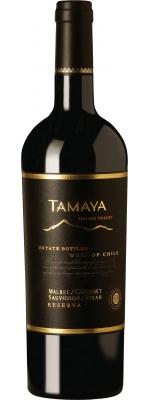 Tamaya Reserva Malbec, Cabernet Sauvignon e Syrah